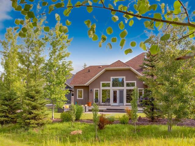 261 Elbow Ridge Haven, Rural Rocky View County, AB T3Z 3T2 (#C4283097) :: The Cliff Stevenson Group