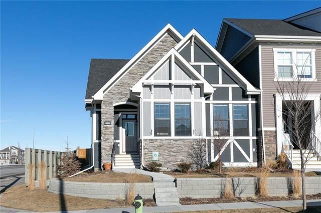 400 Coopers Boulevard SW, Airdrie, AB T4B 4V2 (#C4283120) :: Redline Real Estate Group Inc