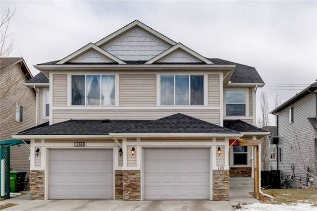 116 Canals Circle SW, Airdrie, AB T4B 3E9 (#C4283126) :: Redline Real Estate Group Inc
