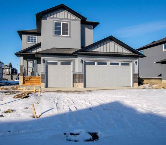 1356 LACKNER BLVD, Carstairs, AB T0M 0N0 (#C4283142) :: Redline Real Estate Group Inc