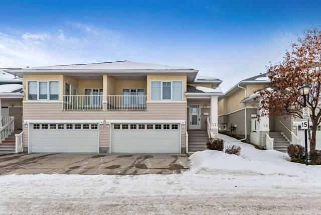 72 Millside Drive SW #33, Calgary, AB T2Y 2P9 (#C4283181) :: Calgary Homefinders