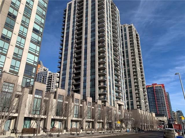 1118 12 Avenue SW #2208, Calgary, AB T2R 0P4 (#C4283186) :: Redline Real Estate Group Inc