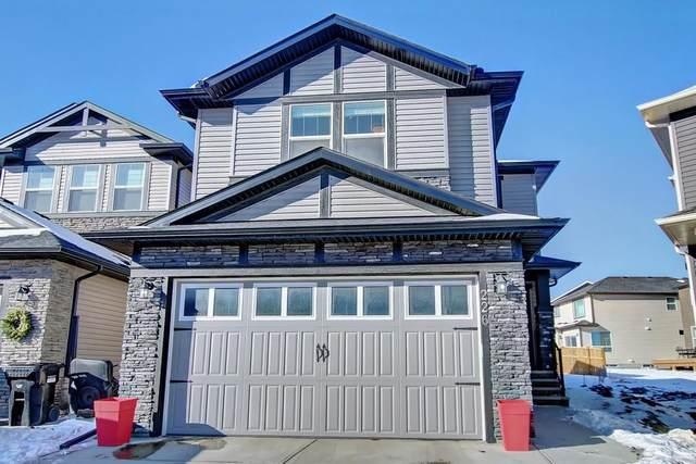 226 Nolanhurst Bay NW, Calgary, AB T3R 1S5 (#C4283187) :: The Cliff Stevenson Group