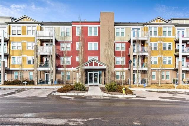 2300 Evanston Square NW #310, Calgary, AB T3P 0G8 (#C4283232) :: Redline Real Estate Group Inc