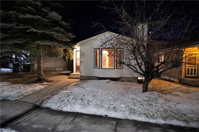 271 Deerview Drive SE, Calgary, AB T2J 0W7 (#C4283293) :: The Cliff Stevenson Group
