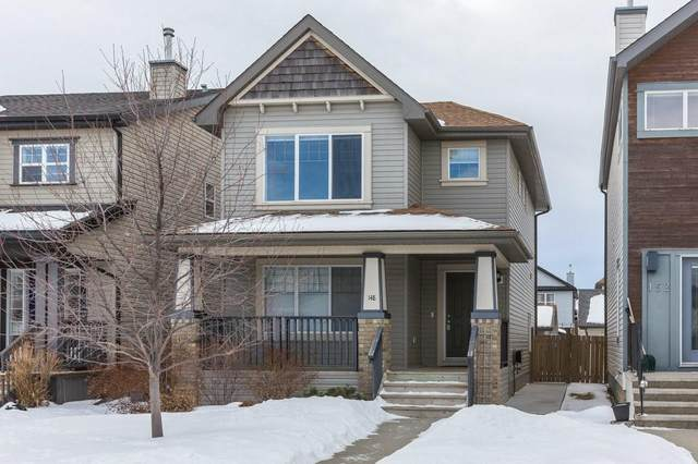 148 Copperstone Circle SE, Calgary, AB T2Z 0G6 (#C4283299) :: The Cliff Stevenson Group