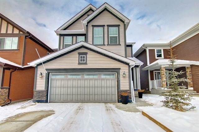 37 Evansfield Garden(S) NW, Calgary, AB T3P 0K7 (#C4283310) :: Redline Real Estate Group Inc