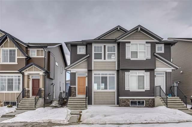 73 Creekside Boulevard SE, Calgary, AB T2X 4P3 (#C4283334) :: The Cliff Stevenson Group