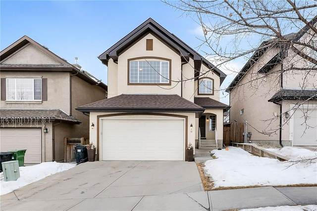 79 Tuscany Hill(S) NW, Calgary, AB T3L 2Y9 (#C4283337) :: Calgary Homefinders