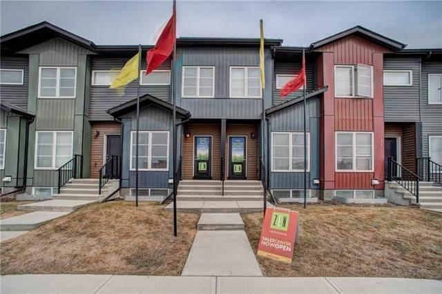 313 Red Embers Parade NE, Calgary, AB T3N 1E9 (#C4283358) :: Calgary Homefinders