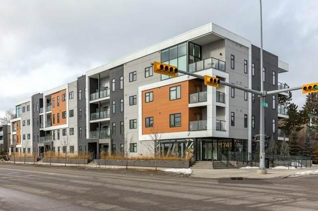 2702 17 Avenue SW #210, Calgary, AB T3E 8A5 (#C4283364) :: The Cliff Stevenson Group