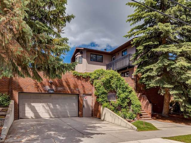 1760 8 Avenue NW #4, Calgary, AB T2N 0Y5 (#C4283385) :: Redline Real Estate Group Inc
