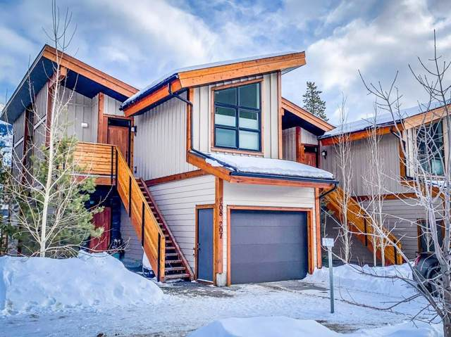 207 Riva Heights, Canmore, AB T1W 3L3 (#C4283411) :: Canmore & Banff