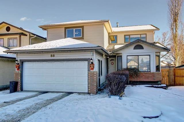 88 Sundown Green SE, Calgary, AB T2X 2Y5 (#C4283422) :: The Cliff Stevenson Group