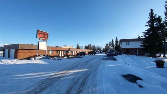 981 2 Street N, Three Hills, AB T0M 2A0 (#C4283429) :: Calgary Homefinders