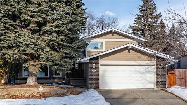 216 Parkview Crescent SE, Calgary, AB T2J 4N7 (#C4283489) :: Calgary Homefinders