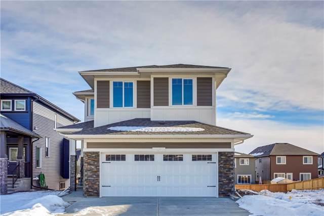 47 Banded Peak View, Okotoks, AB T1S 5P7 (#C4284609) :: Calgary Homefinders