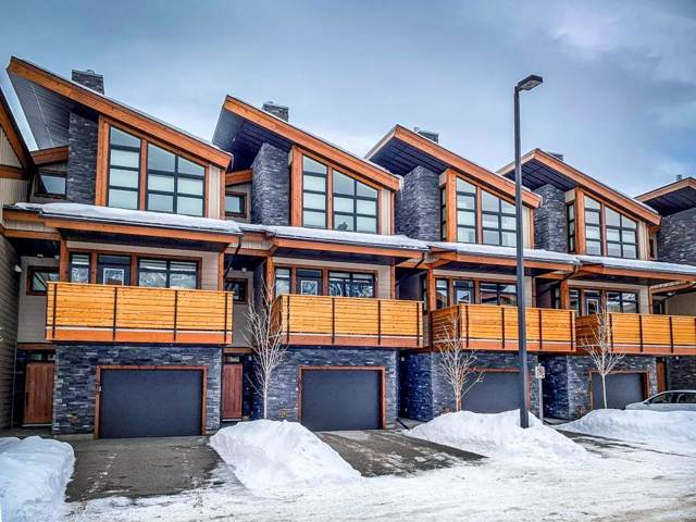 406 Riva Place, Canmore, AB T1W 3L3 (#C4284619) :: Canmore & Banff