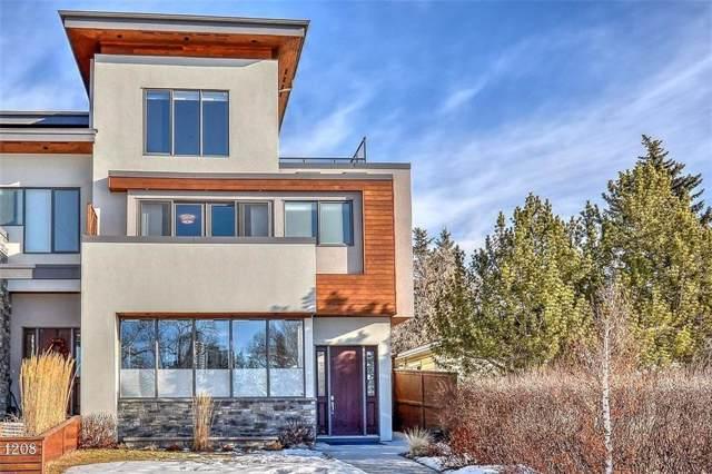 1208 26 Street SW, Calgary, AB T3C 1K2 (#C4284630) :: The Cliff Stevenson Group