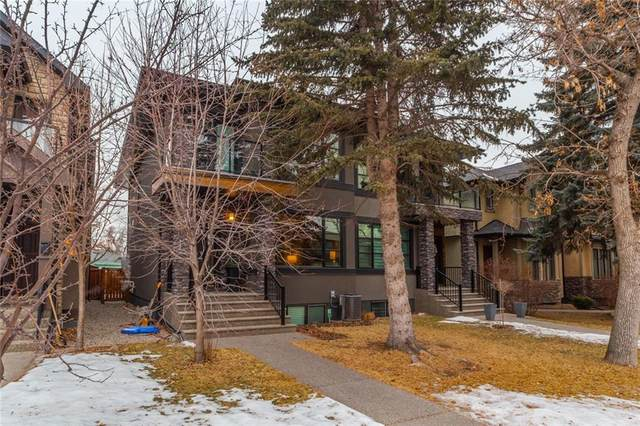 2524 3 Avenue NW, Calgary, AB T2N 0L3 (#C4284643) :: The Cliff Stevenson Group