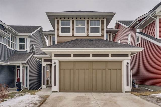 258 River Heights Green, Cochrane, AB T4C 0S3 (#C4284644) :: The Cliff Stevenson Group