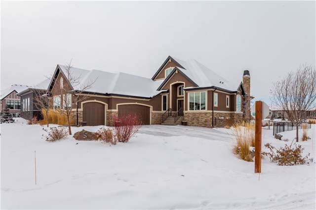 5 Whispering Springs Way, Heritage Pointe, AB T1S 4K4 (#C4284790) :: The Cliff Stevenson Group