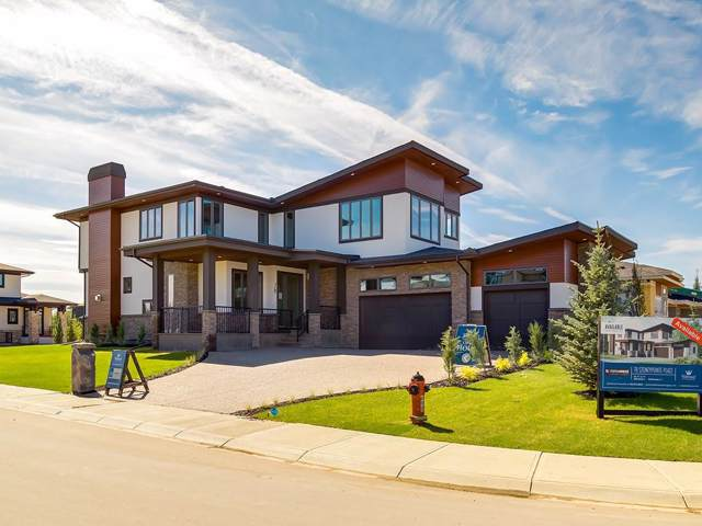 78 Stoneypointe Place, Rural Rocky View County, AB T3L 2N6 (#C4284812) :: The Cliff Stevenson Group
