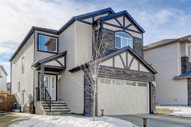 112 Nolanlake Cove NW, Calgary, AB  (#C4284849) :: The Cliff Stevenson Group