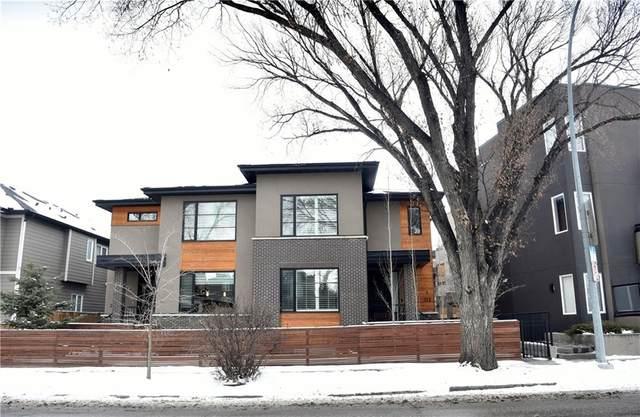 312 12 Avenue NE #1, Calgary, AB T2E 1A4 (#C4284914) :: Calgary Homefinders