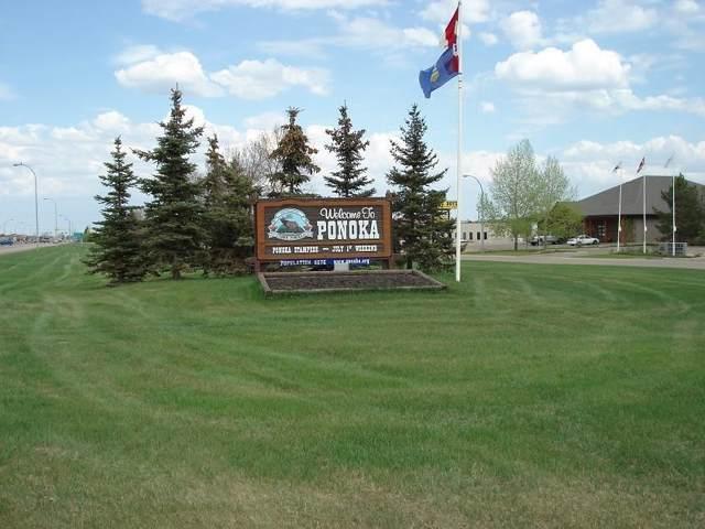 6028 49 Street, Ponoka, AB T2E 0B8 (#C4284943) :: Calgary Homefinders