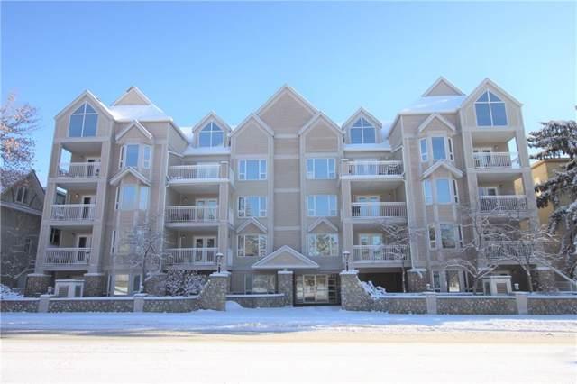 818 10 Street NW #205, Calgary, AB T2N 1W4 (#C4284986) :: Calgary Homefinders
