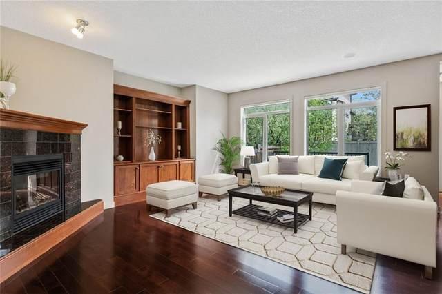 12485 Crestmont Boulevard SW, Calgary, AB T3B 5Z8 (#C4285011) :: Redline Real Estate Group Inc