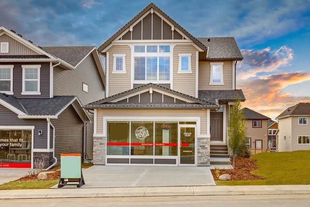 7 Heritage Heights, Cochrane, AB T4C 2R4 (#C4285029) :: The Cliff Stevenson Group