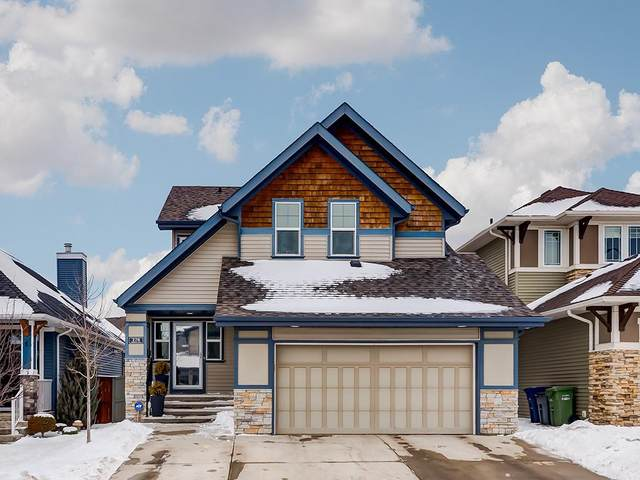 276 Coopers Hill(S) SW, Airdrie, AB T4B 0R9 (#C4285055) :: Redline Real Estate Group Inc