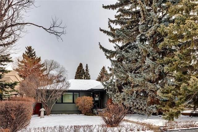 2523 19A Street SW, Calgary, AB T2T 4Z1 (#C4285063) :: The Cliff Stevenson Group