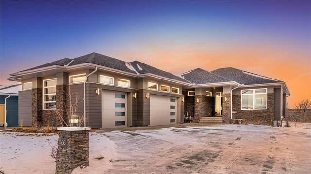 66 Cimarron Estates Drive, Okotoks, AB T1S 0R2 (#C4285091) :: The Cliff Stevenson Group