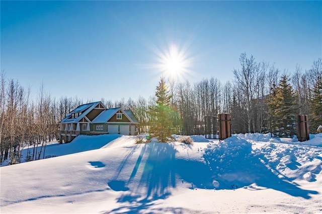 83 Church Ranches Boulevard, Rural Rocky View County, AB T3R 1B1 (#C4285097) :: Redline Real Estate Group Inc