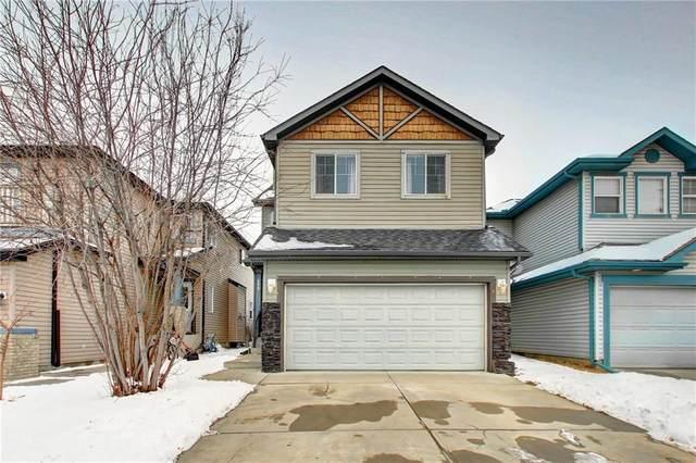 177 Saddlecrest Place NE, Calgary, AB T3J 5E9 (#C4285107) :: Calgary Homefinders