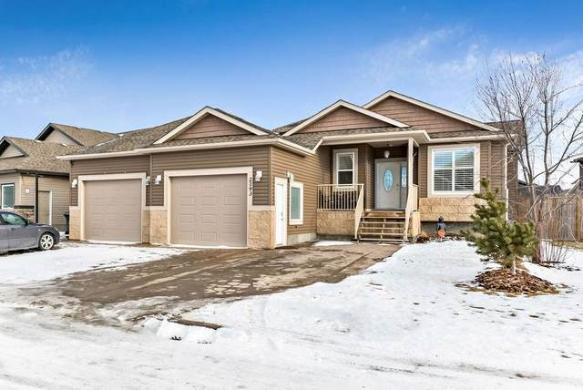 2193 High Country Rise NW, High River, AB T1V 0E2 (#C4285122) :: The Cliff Stevenson Group