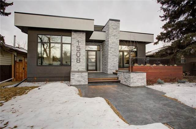 1508 22 Street NW, Calgary, AB T2N 2N2 (#C4285127) :: Redline Real Estate Group Inc