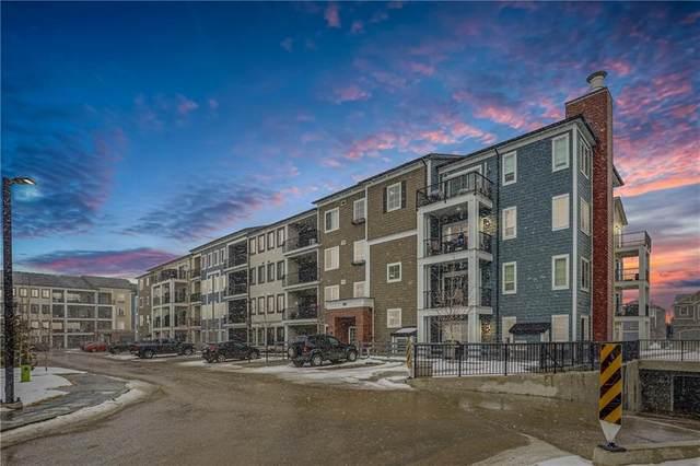 215 Legacy Boulevard SE #1207, Calgary, AB T2X 3Z4 (#C4285129) :: Calgary Homefinders