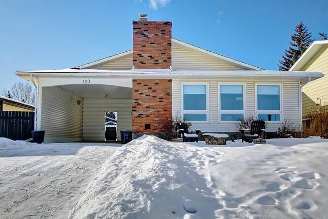 100 Silverview Way NW, Calgary, AB T3B 3K1 (#C4285141) :: The Cliff Stevenson Group