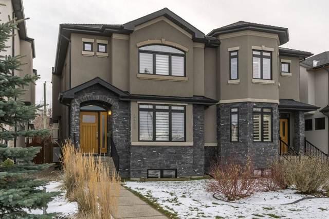 2435 28 Avenue SW, Calgary, AB T2T 1L1 (#C4285216) :: The Cliff Stevenson Group