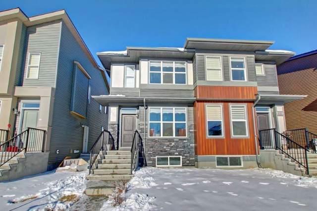 266 Cornerstone Avenue NE, Calgary, AB T3N 1G8 (#C4285219) :: Redline Real Estate Group Inc