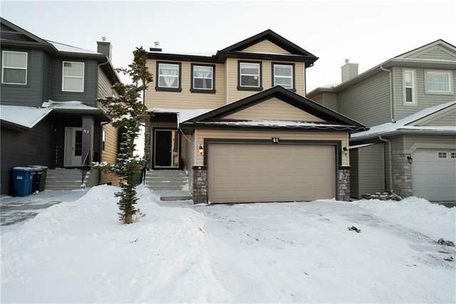 61 Saddlecrest Place NE, Calgary, AB T3J 5G2 (#C4285236) :: The Cliff Stevenson Group