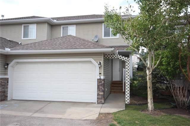 117 Bow Ridge Drive #5, Cochrane, AB T4C 2G9 (#C4285243) :: Redline Real Estate Group Inc