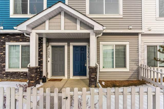 2406 Jumping Pound Common, Cochrane, AB T4C 2L1 (#C4285253) :: Redline Real Estate Group Inc