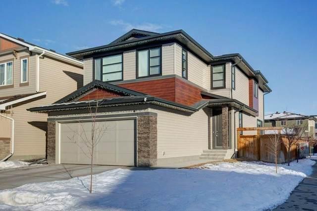 8 Walden Mount SE, Calgary, AB T2X 0Z9 (#C4285278) :: Calgary Homefinders