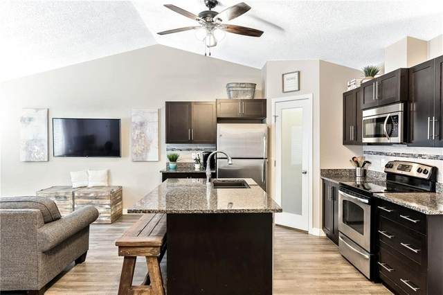 2781 Chinook Winds Drive SW #7203, Airdrie, AB T4B 3S5 (#C4285289) :: The Cliff Stevenson Group