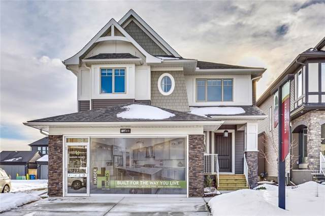 1217 Coopers Drive SW, Airdrie, AB T4B 3T6 (#C4285336) :: Redline Real Estate Group Inc